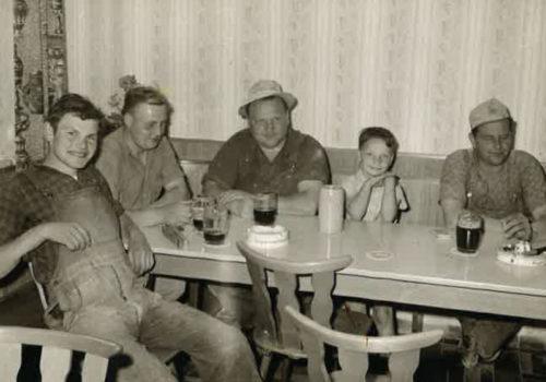 Belegschaft 1963