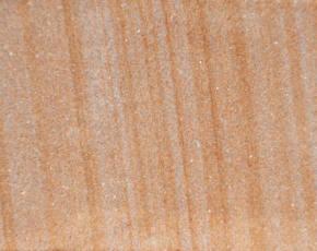 Eifelsandstein rotbraun gemasert