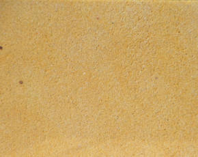 Warthauer Sandstein gelb-beige gemasert feinkörnig